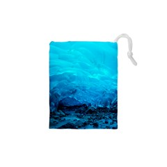 Mendenhall Ice Caves 3 Drawstring Pouches (xs)