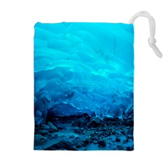 MENDENHALL ICE CAVES 3 Drawstring Pouches (Extra Large)