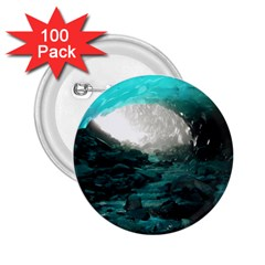 MENDENHALL ICE CAVES 2 2.25  Buttons (100 pack)