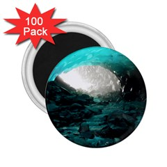 MENDENHALL ICE CAVES 2 2.25  Magnets (100 pack)
