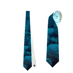 MENDENHALL ICE CAVES 1 Neckties (One Side)