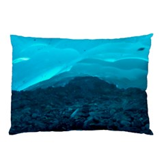 Mendenhall Ice Caves 1 Pillow Cases