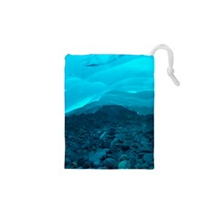 MENDENHALL ICE CAVES 1 Drawstring Pouches (XS)