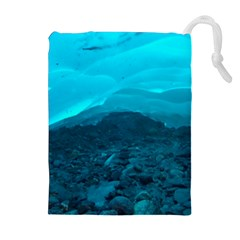 MENDENHALL ICE CAVES 1 Drawstring Pouches (Extra Large)
