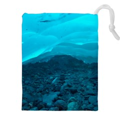 MENDENHALL ICE CAVES 1 Drawstring Pouches (XXL)