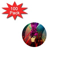 The Dreamer 1  Mini Buttons (100 pack)