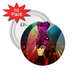 The Dreamer 2.25  Buttons (10 pack)