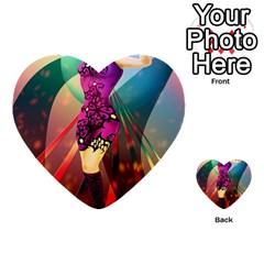 The Dreamer Multi-purpose Cards (Heart)