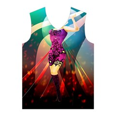 The Dreamer Men s Basketball Tank Top