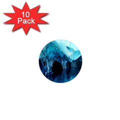 MARBLE CAVES 3 1  Mini Magnet (10 pack)