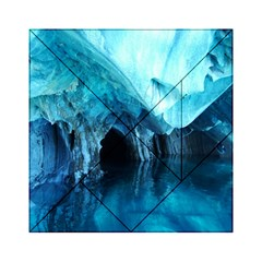 MARBLE CAVES 3 Acrylic Tangram Puzzle (6  x 6 )