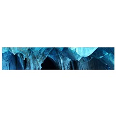 Marble Caves 3 Flano Scarf (small)