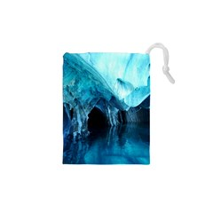MARBLE CAVES 3 Drawstring Pouches (XS)