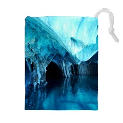 Marble Caves 3 Drawstring Pouches (extra Large)