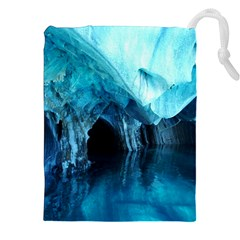 MARBLE CAVES 3 Drawstring Pouches (XXL)