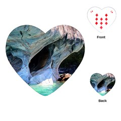 Marble Caves 2 Playing Cards (heart)