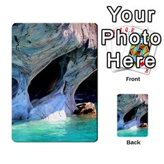MARBLE CAVES 2 Multi-purpose Cards (Rectangle)