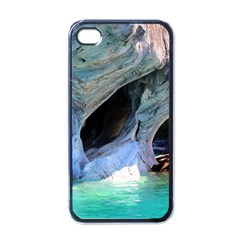 MARBLE CAVES 2 Apple iPhone 4 Case (Black)