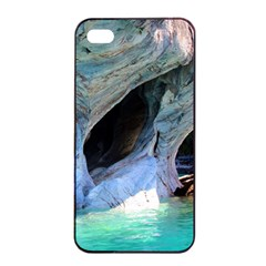 Marble Caves 2 Apple Iphone 4/4s Seamless Case (black)