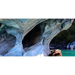 MARBLE CAVES 2 YOU ARE INVITED 3D Greeting Card (8x4)