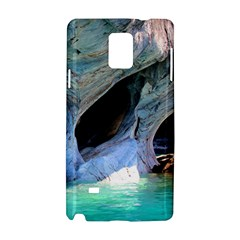 Marble Caves 2 Samsung Galaxy Note 4 Hardshell Case