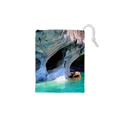 MARBLE CAVES 2 Drawstring Pouches (XS)