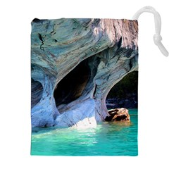 Marble Caves 2 Drawstring Pouches (xxl)