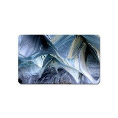 MARBLE CAVES 1 Magnet (Name Card)