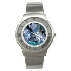 MARBLE CAVES 1 Stainless Steel Watches