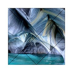 Marble Caves 1 Acrylic Tangram Puzzle (6  X 6 )
