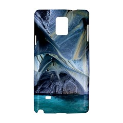 Marble Caves 1 Samsung Galaxy Note 4 Hardshell Case