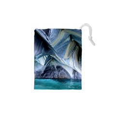 Marble Caves 1 Drawstring Pouches (xs)