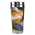LEFT FORK CREEK Stainless Steel Travel Tumblers Right