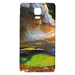 Left Fork Creek Galaxy Note 4 Back Case