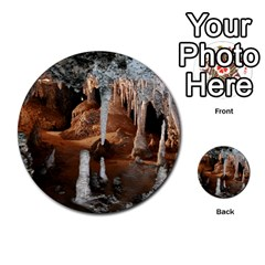 Jenolan Imperial Cave Multi Purpose Cards (round)