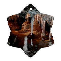 JENOLAN IMPERIAL CAVE Snowflake Ornament (2-Side)