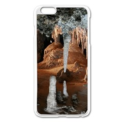 JENOLAN IMPERIAL CAVE Apple iPhone 6 Plus/6S Plus Enamel White Case