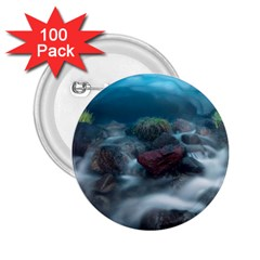 ICELAND CAVE 2.25  Buttons (100 pack)