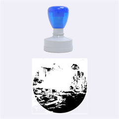 Ha Long Bay Rubber Round Stamps (medium)