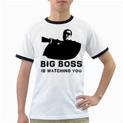 Bigboss Ringer T Shirts