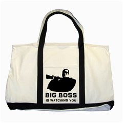 Bigboss Two Tone Tote Bag