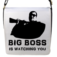 Bigboss Flap Messenger Bag (s)