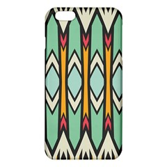 Rhombus and arrows pattern			iPhone 6 Plus/6S Plus TPU Case