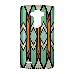 Rhombus and arrows pattern			LG G4 Hardshell Case