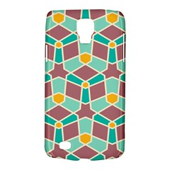Stars And Other Shapes Patternsamsung Galaxy S4 Active (i9295) Hardshell Case