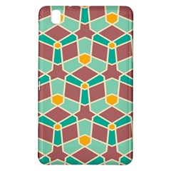 Stars And Other Shapes Patternsamsung Galaxy Tab Pro 8 4 Hardshell Case