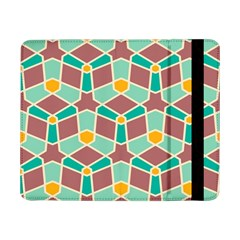 Stars And Other Shapes Pattern			samsung Galaxy Tab Pro 8 4  Flip Case