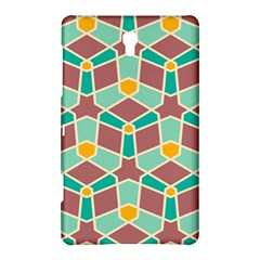 Stars And Other Shapes Patternsamsung Galaxy Tab S (8 4 ) Hardshell Case