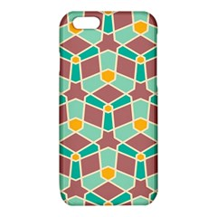 Stars and other shapes patterniPhone 6/6S TPU Case