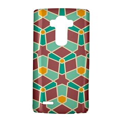 Stars and other shapes patternLG G4 Hardshell Case